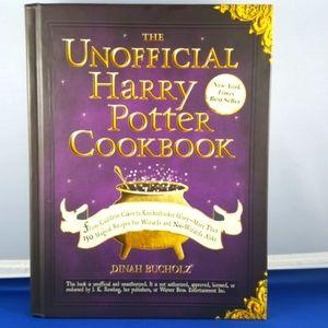 Cook Book Unofficial Harry Potter Cookbook 2010